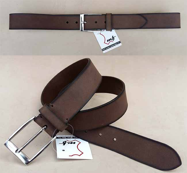 Basic Casual Leather Belts