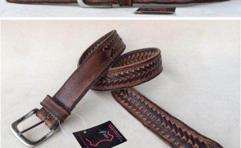 Studded light Brown-131085