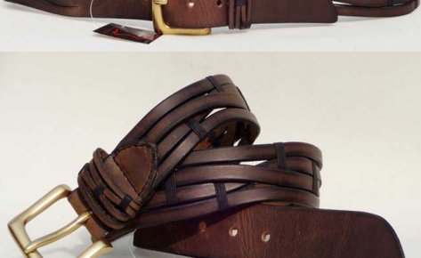 Waxy Crunch Brown LB-13986